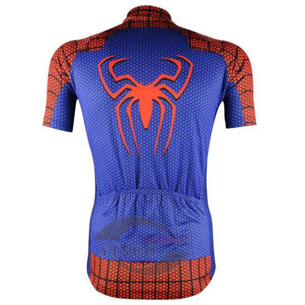 Super Hero Spiderman Cycling Jersey and Shorts Set - BARGAIN CYCLING 77376c82e